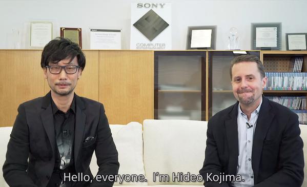 Cultura Geek Kojima Productions 2