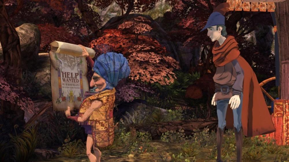 Cultura Geek PlayStation Plus Diciembre 2015 King's Quest A Knight To Remember