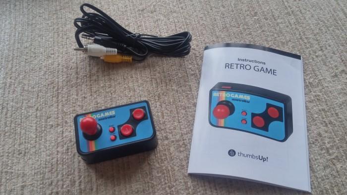 Cultura Geek Retro TV Gaming System 2