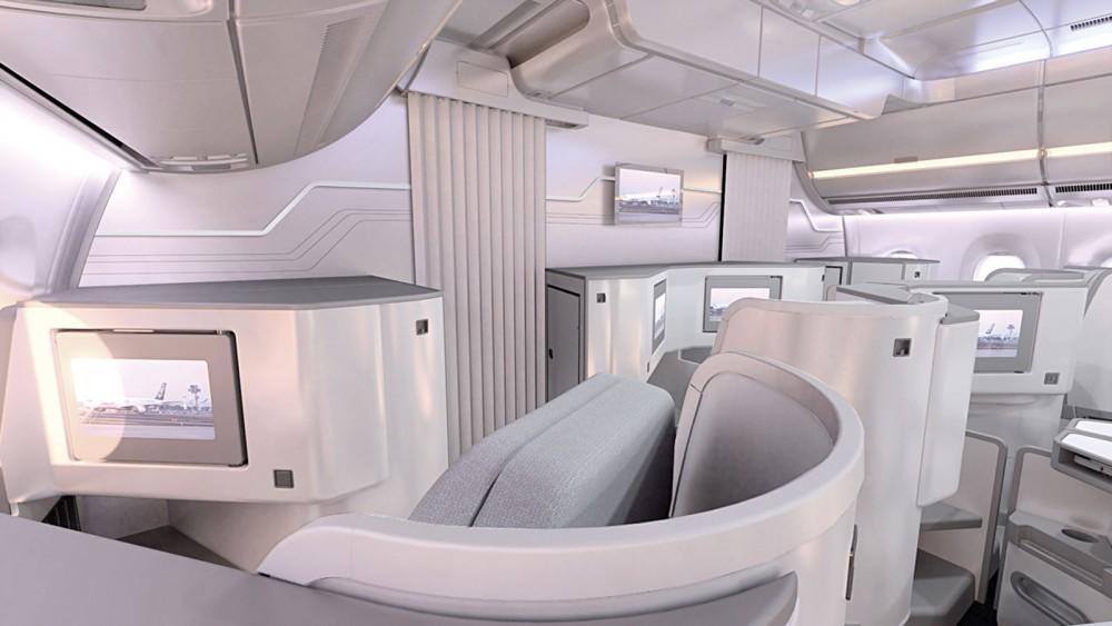 Cultura Geek A350XWB 2