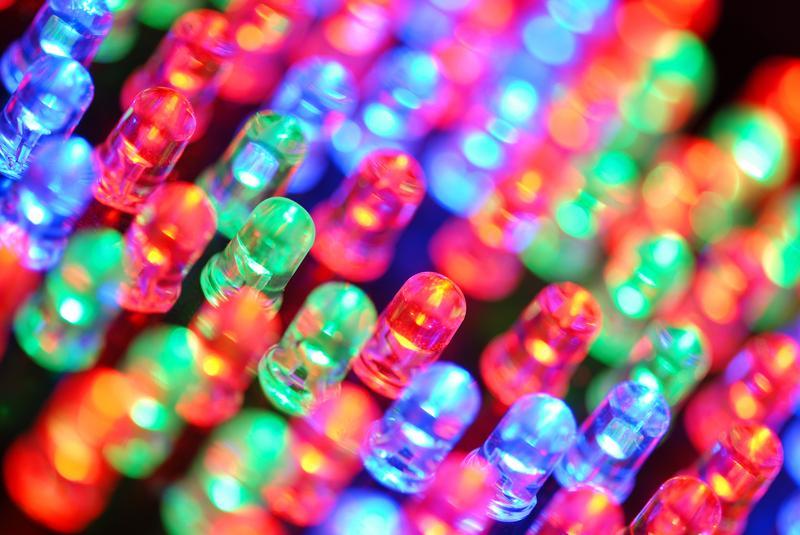 LiFi LEDs culturageek.com.ar