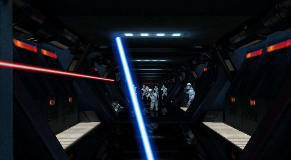 Cultura Geek Lightsaber Escape 1