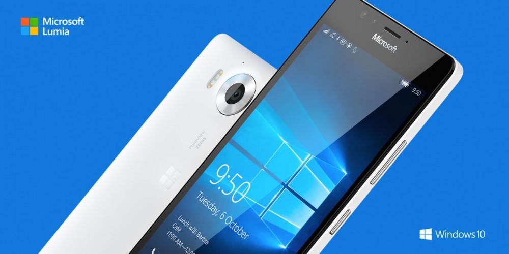 Cultura Geek Lumia 950 1