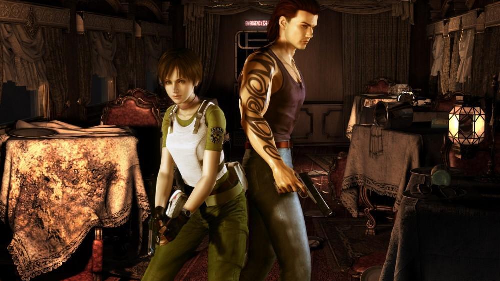 Resident Evil 0 HD culturageek.com.ar