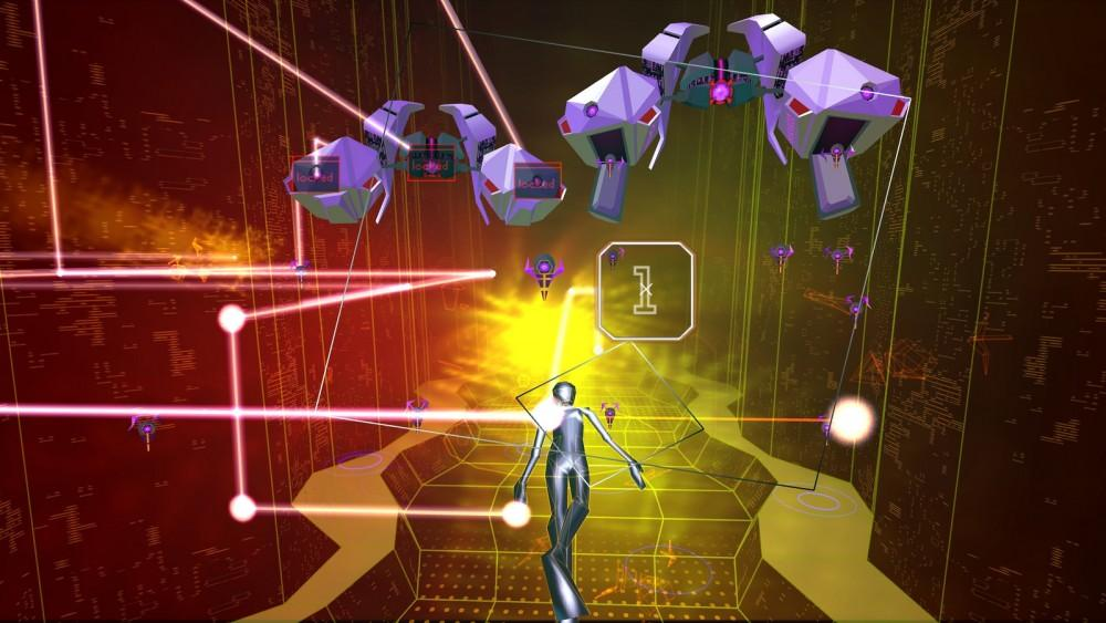 Cultura Geek Playstation VR Rez Infinite