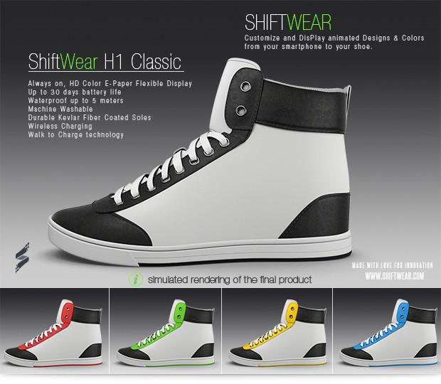 ShiftWear c culturageek.com.ar
