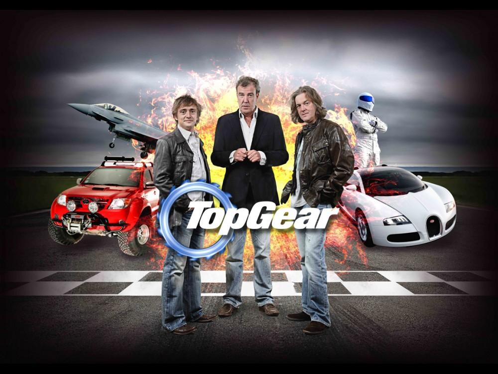 Cultura Geek Top Gear Mayo 1 DriveTribe