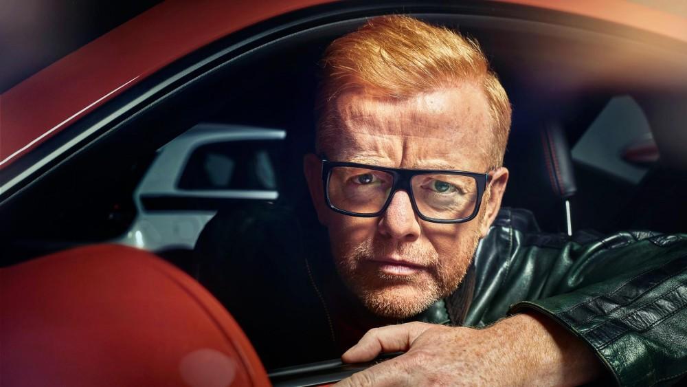 Cultura Geek Top Gear Chris Evans 2