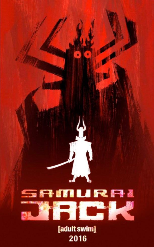Cultura Geek Samurai Jack 2