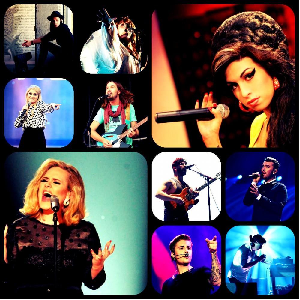 BRIT Awards collage culturageek.com.ar