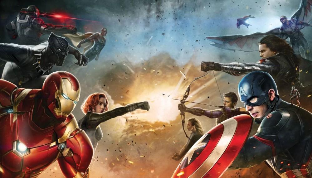 Captain America Civil War c
