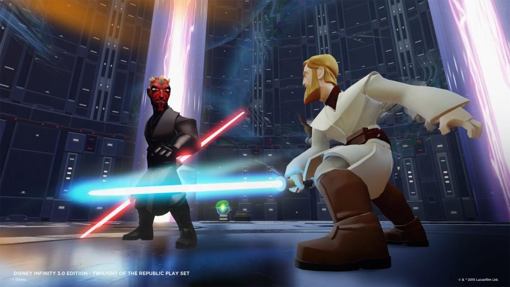 Disney Infinity Twilight of the Republic