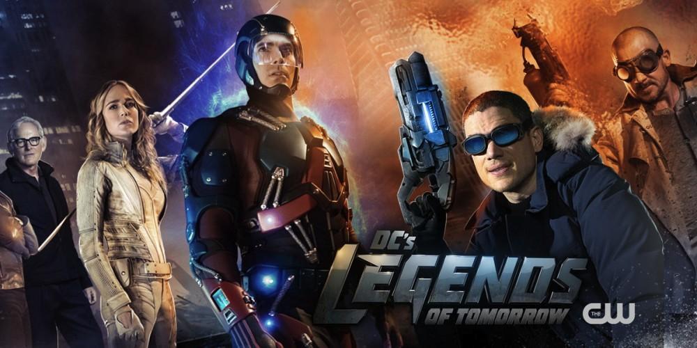 Legends of Tomorrow series culturageek.com.ar