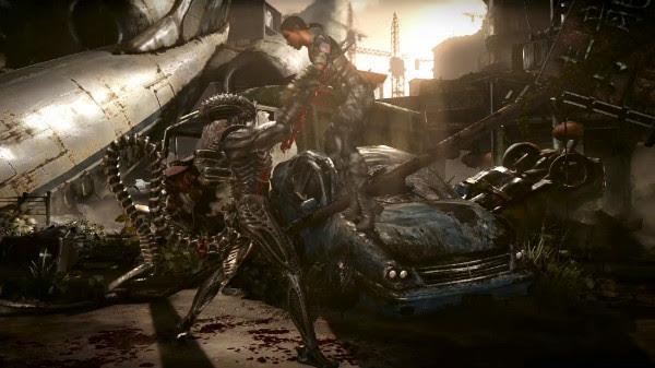 Mortal Kombat X DLC Kombat Pack 2