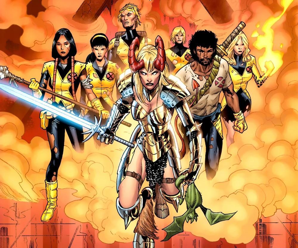 New mutants c