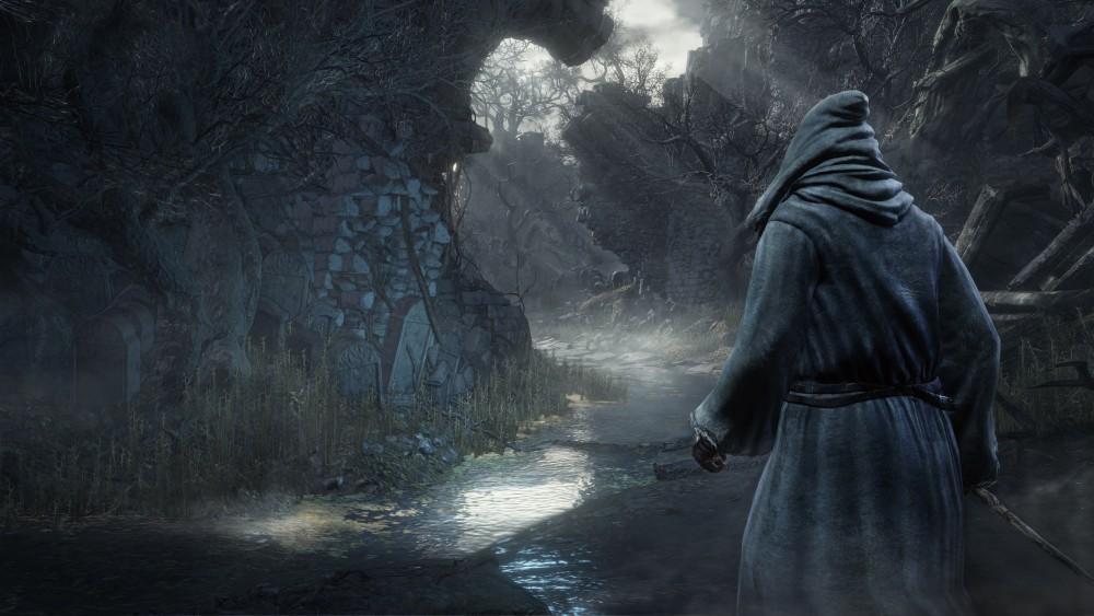 Unkindled Sorcerer in Untended Graves