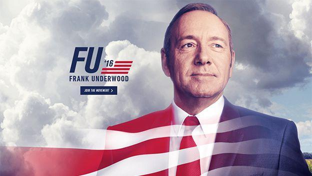 La nueva temporada de House of Cards llegará a Netflix el 4 de marzo