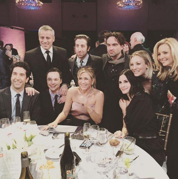 friends big bang theory