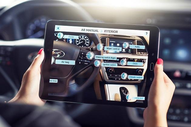 Virtual Guide es la nueva app de Hyundai que le facilita al usuario solucionar fallas simples