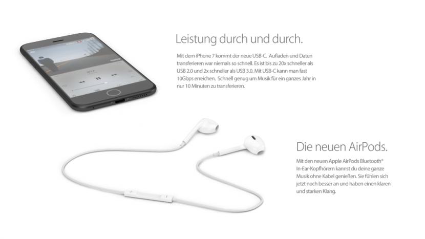 iPhone 7 carga inalámbrica culturageek.com.ar