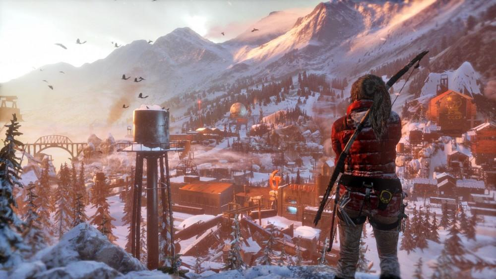 Cultura Geek Rise of the Tomb Raider PC 3