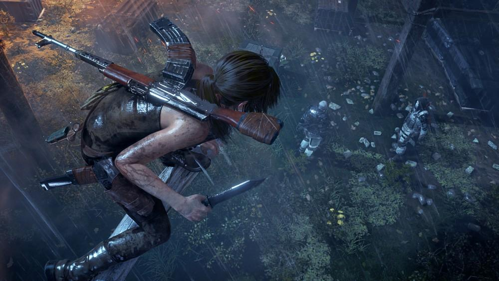 Cultura Geek Rise of the Tomb Raider PC 1