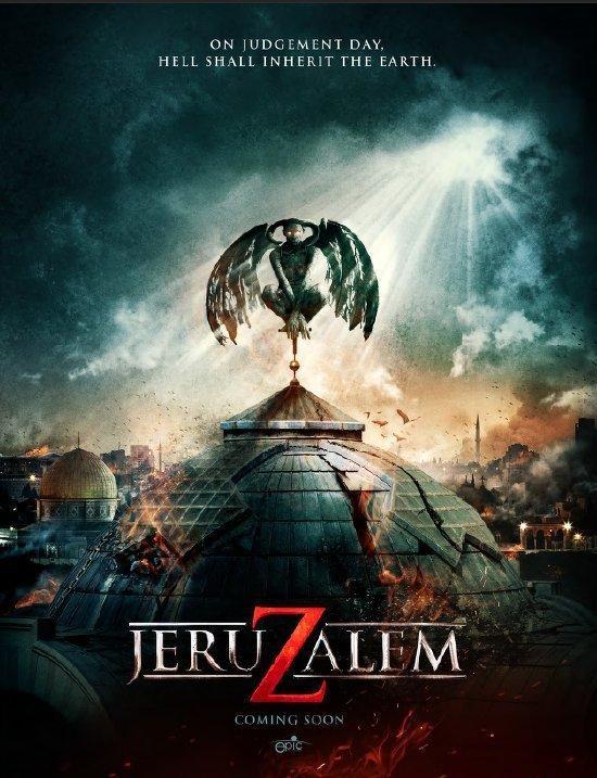 Jeruzalem terror culturageek.com.ar