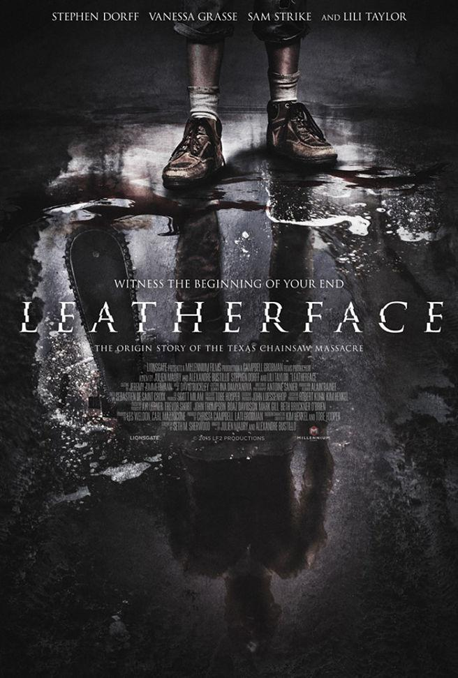 leatherface   terror culturageek.com.ar