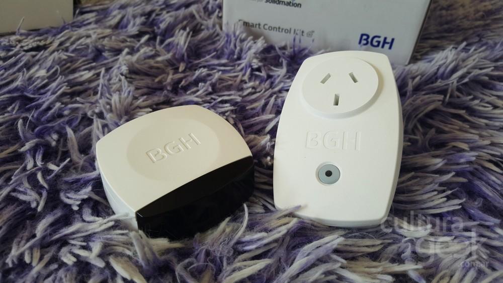 BGH Smart Control Kit Solidmation culturageek.com.ar