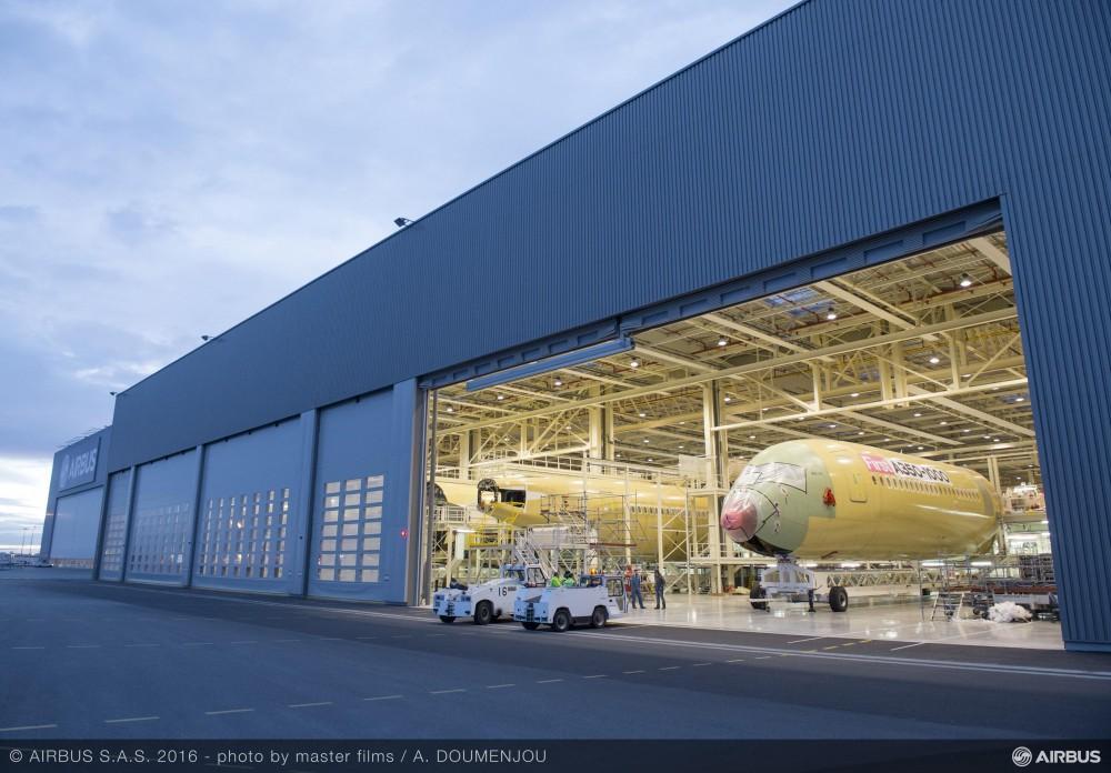 Cultura Geek Airbus A350-1000 2