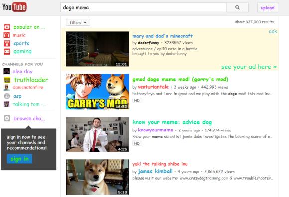 Cultura Geek Doge Meme