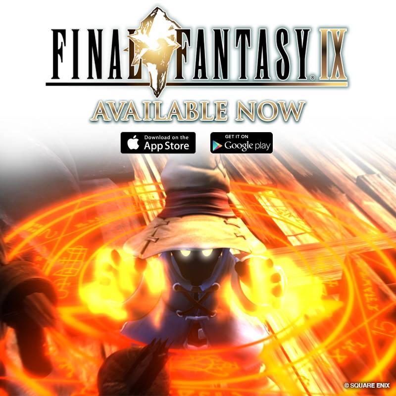 Cultura Geek Final Fantasy IX 1