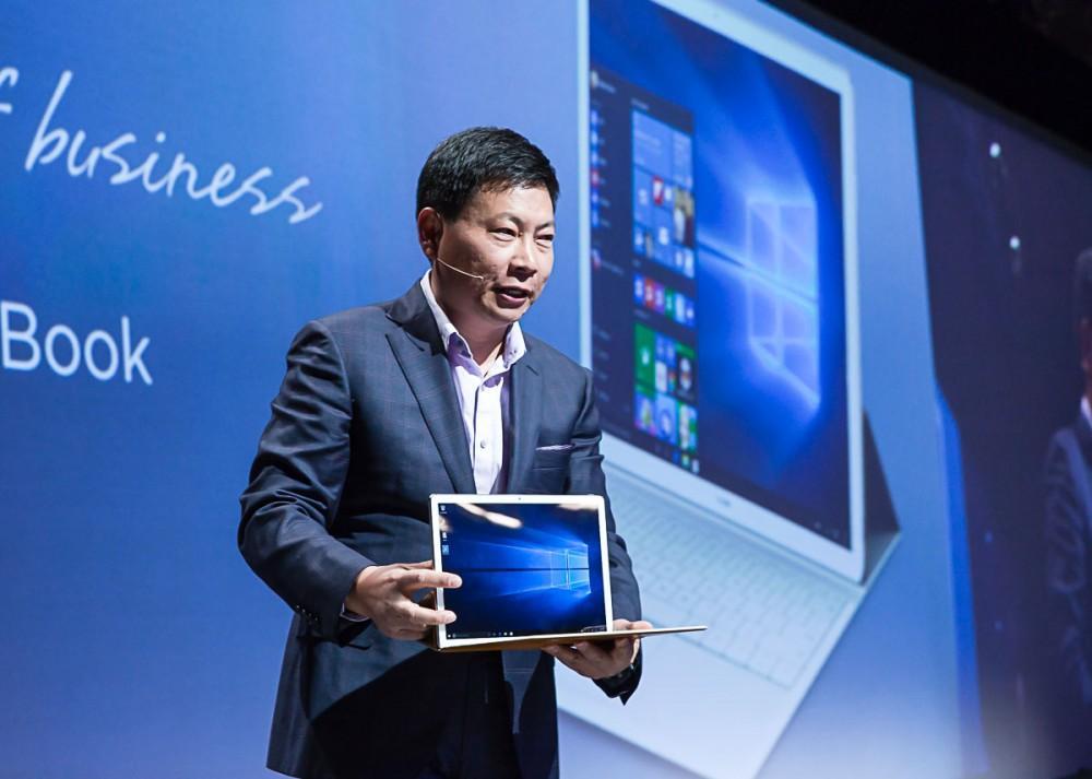 Cultura Geek Huawei MateBook 1