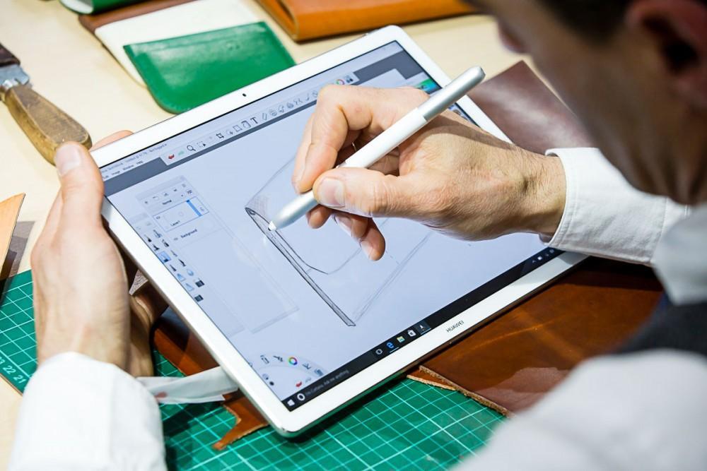 Cultura Geek Huawei MateBook 2
