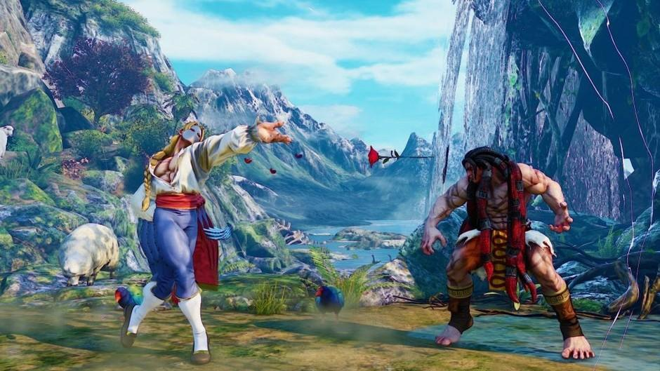 Cultura Geek Review Street FIghter V 10