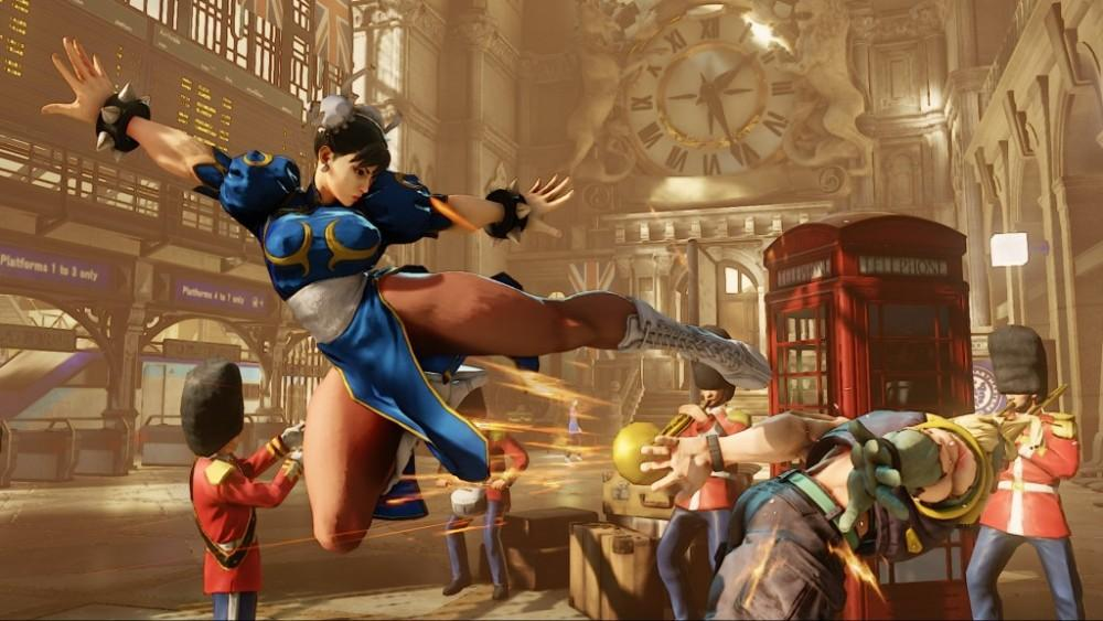 Cultura Geek Review Street FIghter V 2