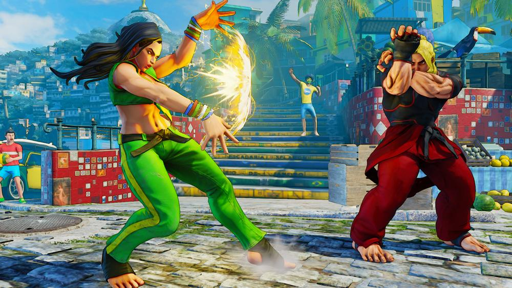 Cultura Geek Review Street FIghter V 6