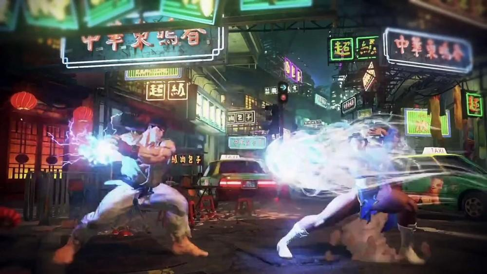Cultura Geek Review Street FIghter V 9