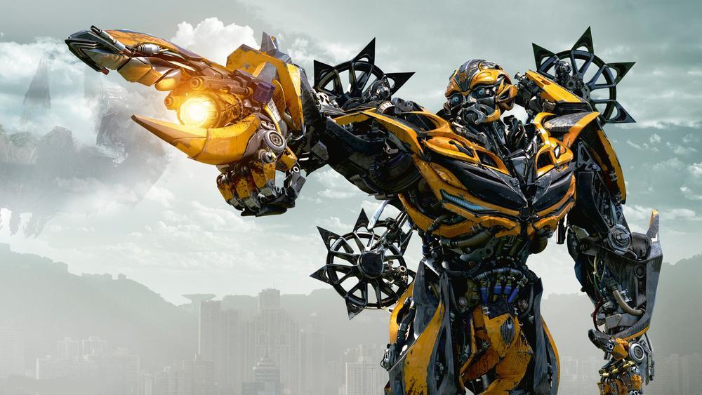 Cultura Geek Transformers 6 Bumblebee 1