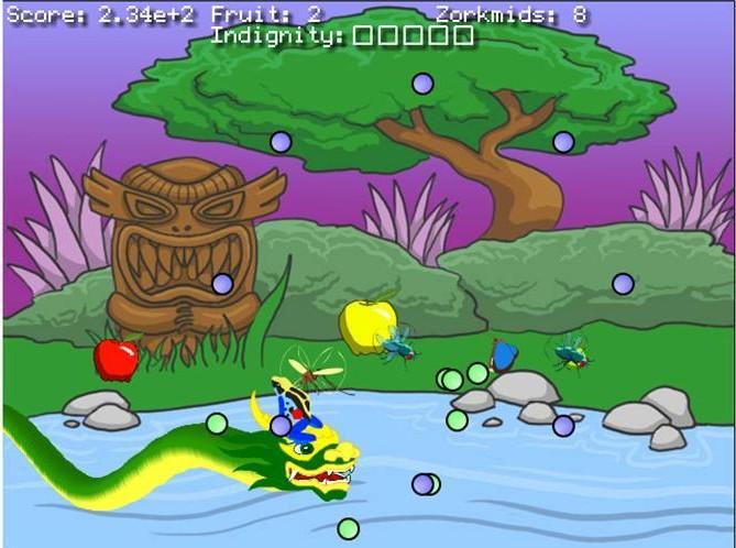 Frog Fractions_culturageek videojuegos desde la web