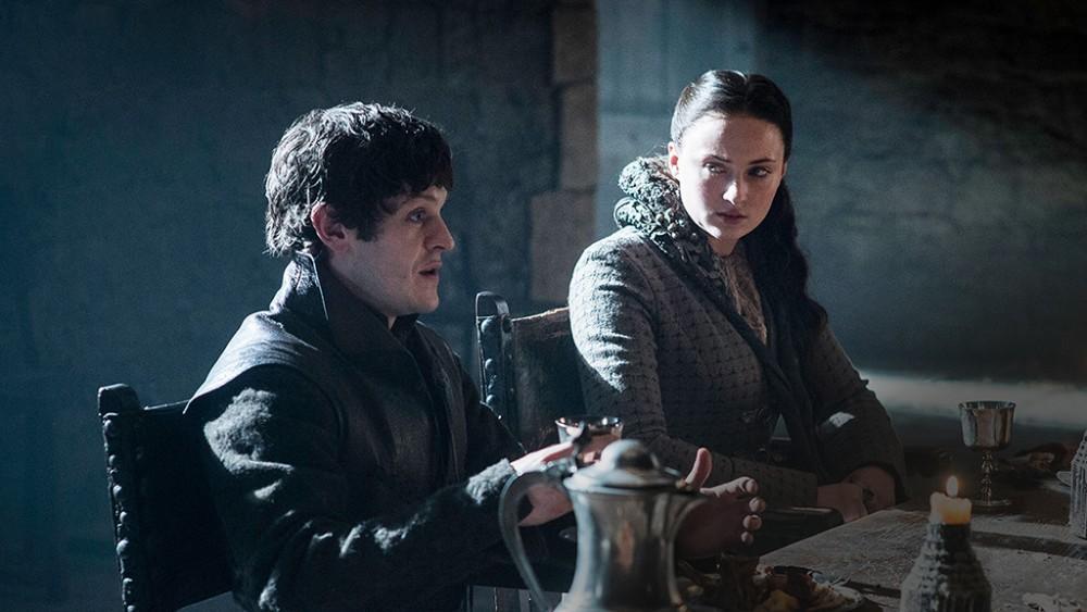 Game of Thrones Sansa and Ramsay culturageek.com.ar