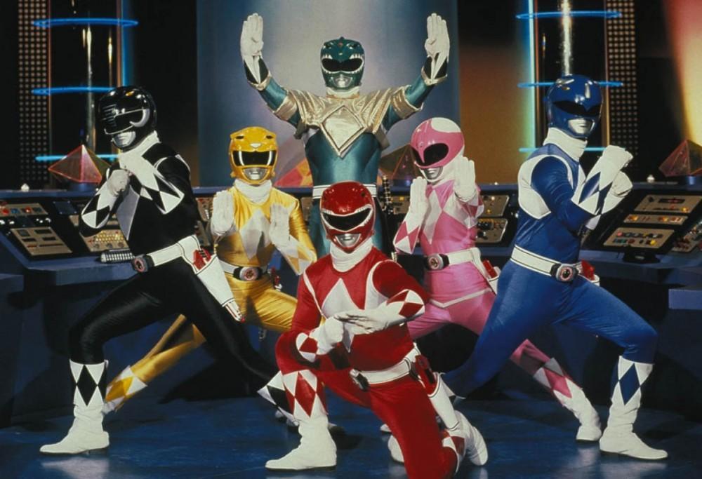 Power Rangers culturageek.com.ar