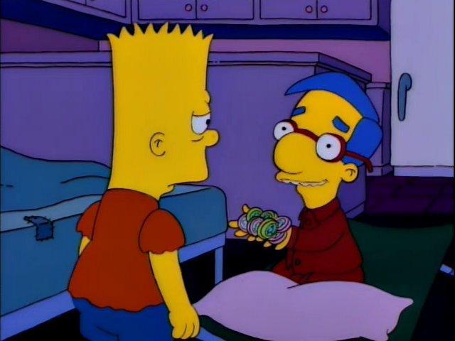 Simpsons en forma de fichas culturageek.com.ar
