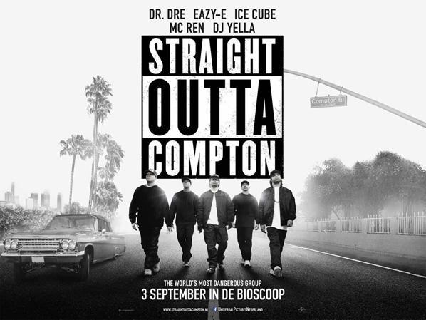 Straight Outta Compton guion adaptado y original oscar culturageek.com.ar