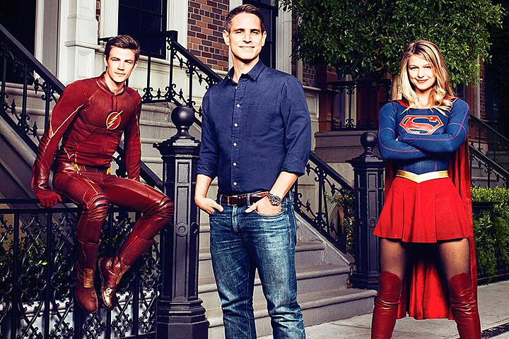 The Flash and Supergirl crossover head culturageek.com.ar