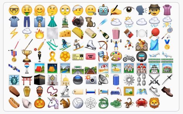 Cultura Geek Whatsapp Android Emojis 1