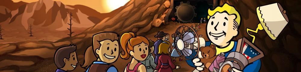 Cultura Geek Fallout Shelter 1.4 Destacada
