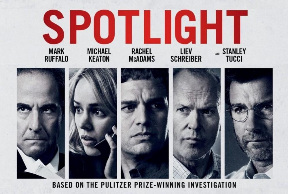 spotlight guion adaptado y original oscar culturageek.com.ar
