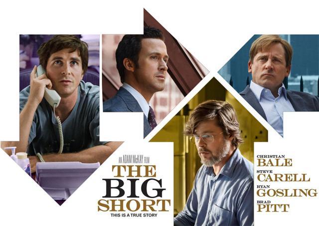 the big short guion adaptado y orginal oscar culturageek.com.ar