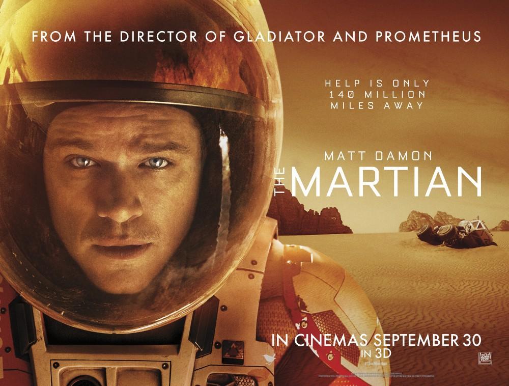 the martian edicion sonido culturageek.com.ar